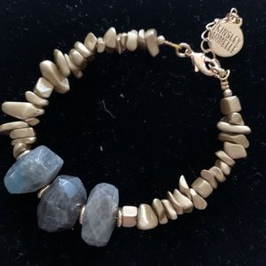 💥Kinsley Armelle Beaded Bracelet - NWOT💥